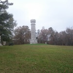 Chickamauga Park Wilder Tower