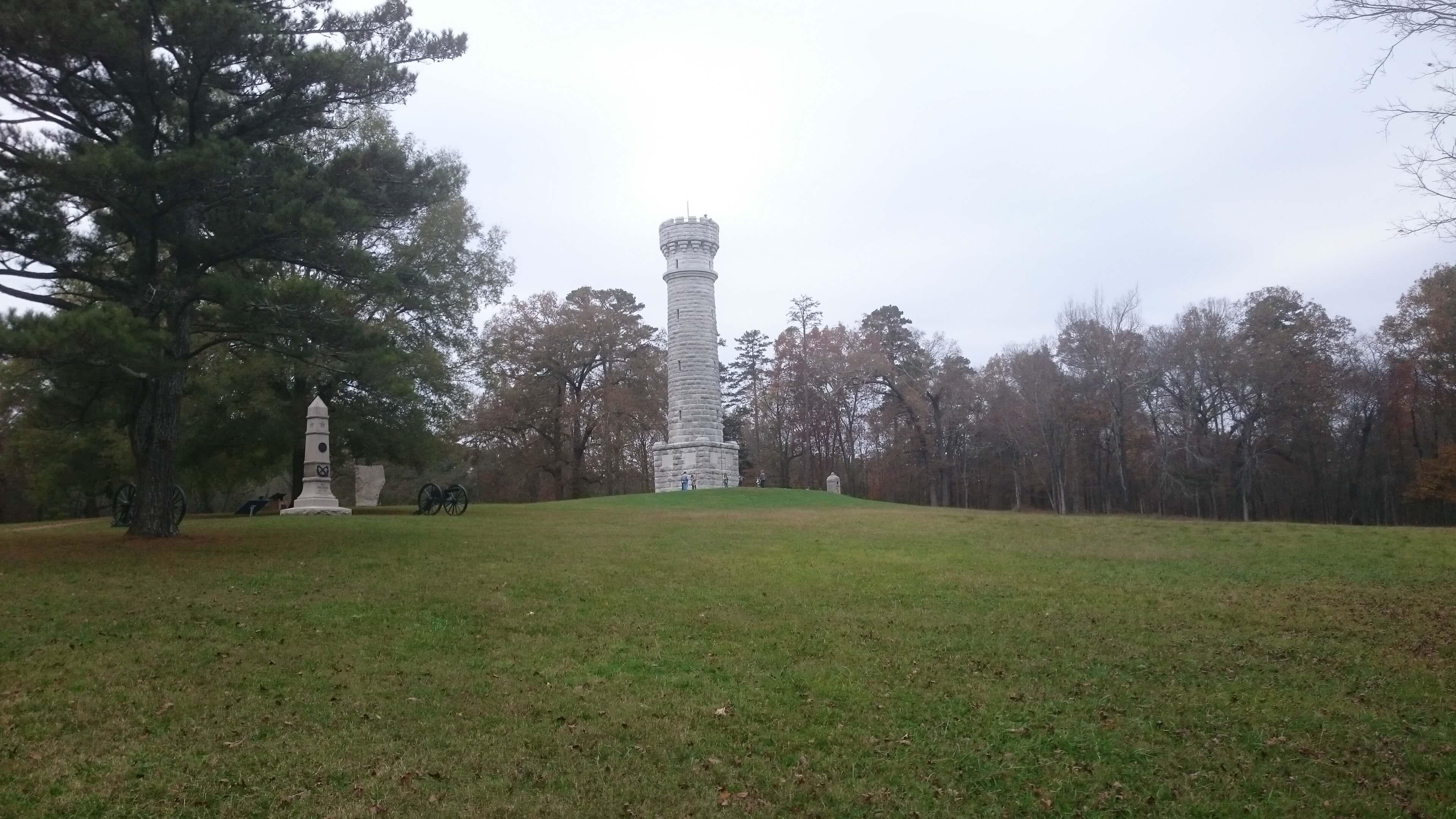 Chickamauga Park Wilder Tower