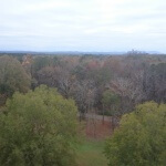 Chickamauga Park views from Wilder Tower