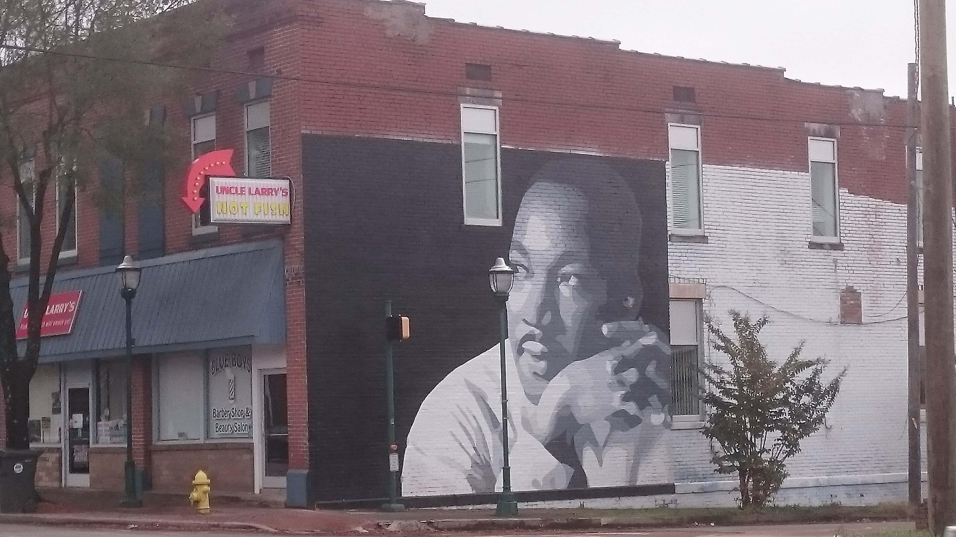 Murals in Chattanooga