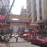 Binondo chinatown gate Manila