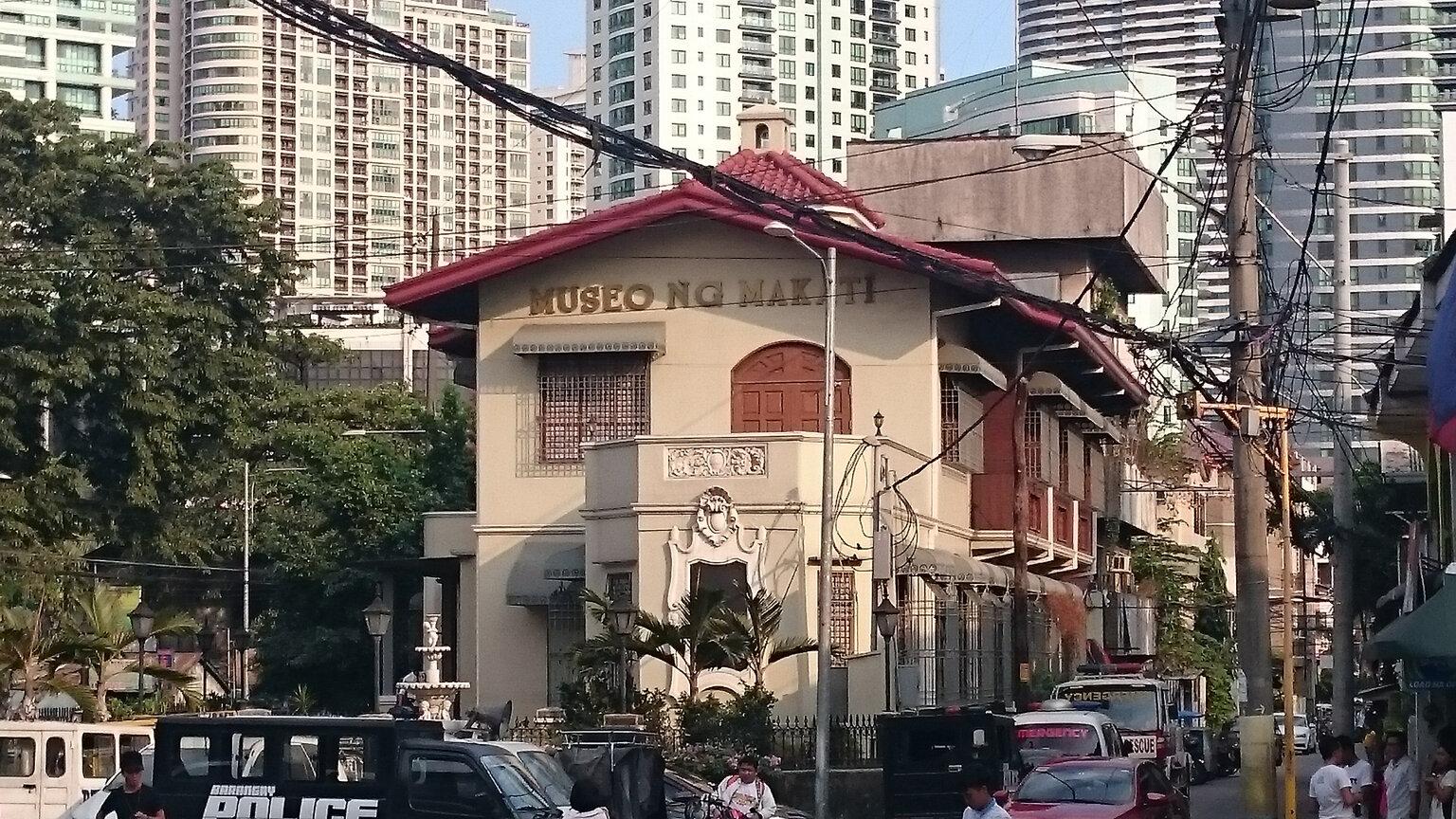 Museo Ng Makati, Makati Manila