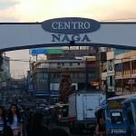 Naga Centro Gate, Naga
