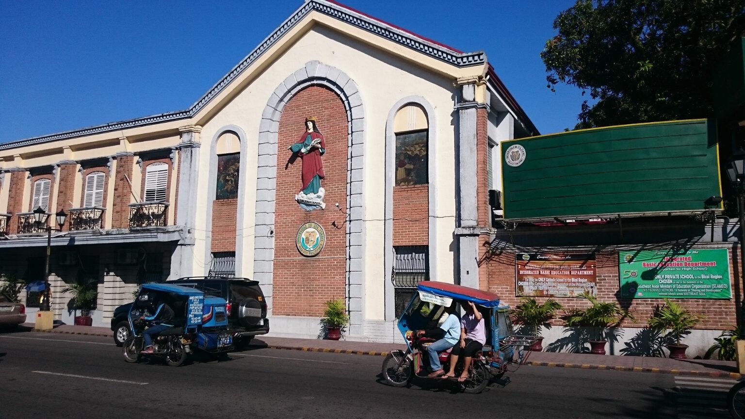Naga City Church, Naga