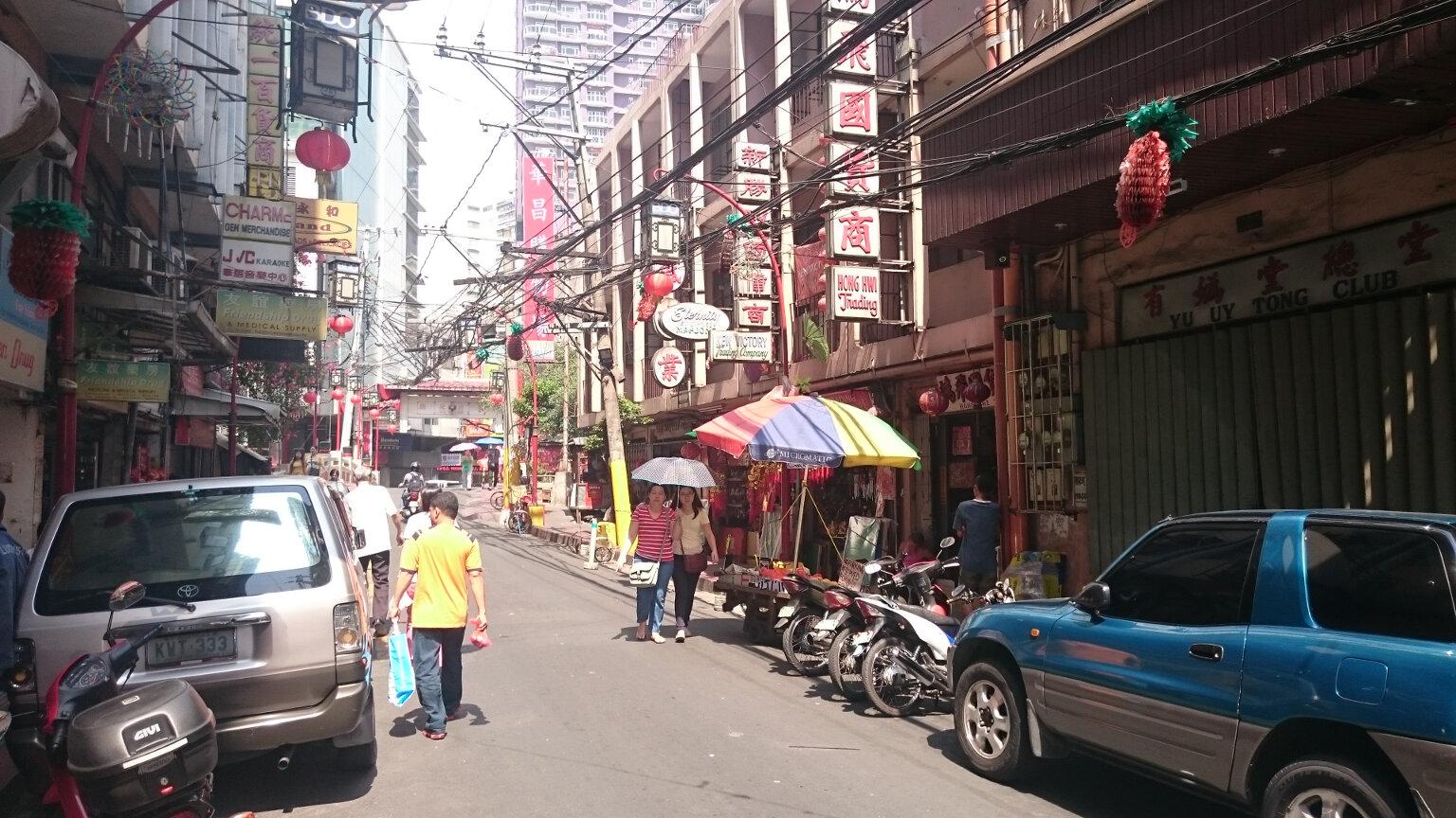 Lovely River, Binondo ChinaTown Manila