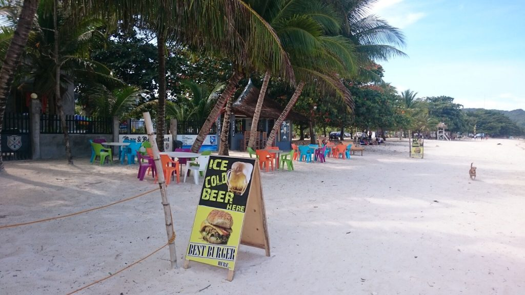 anda-beach-hamburger-sign