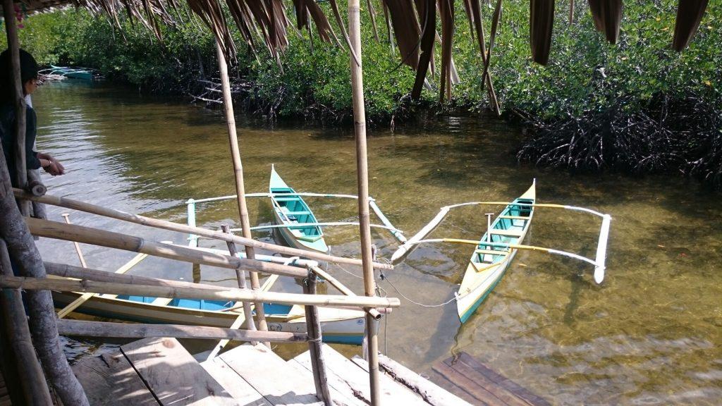 Lamanoc island Canoes