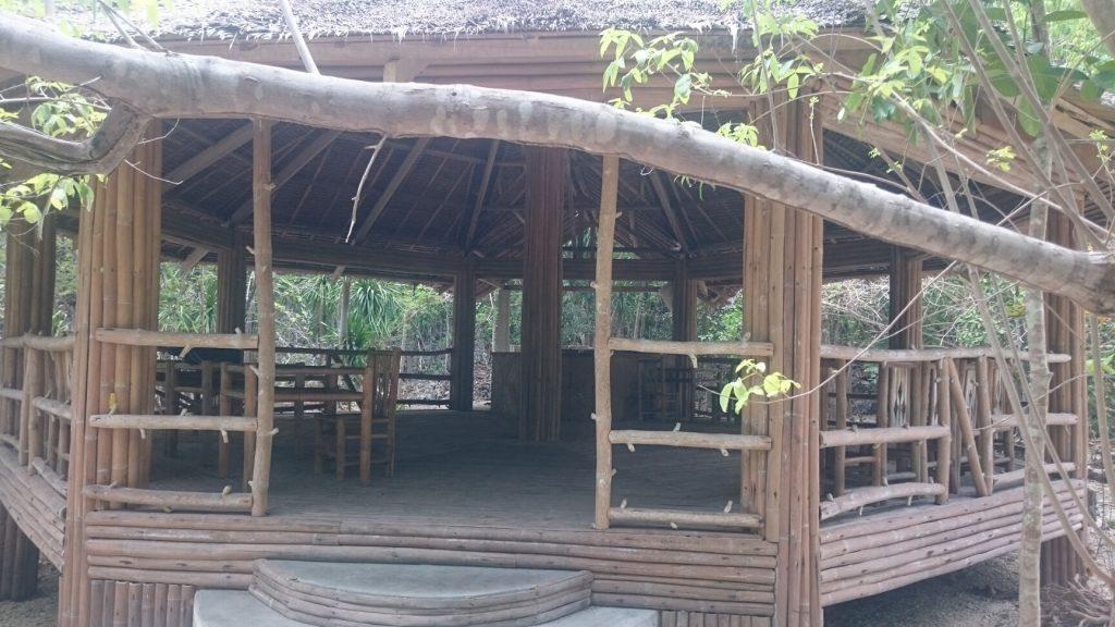 Lamanoc island cabin