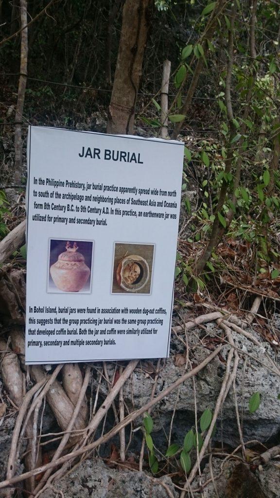 lamanoc island Jar burial