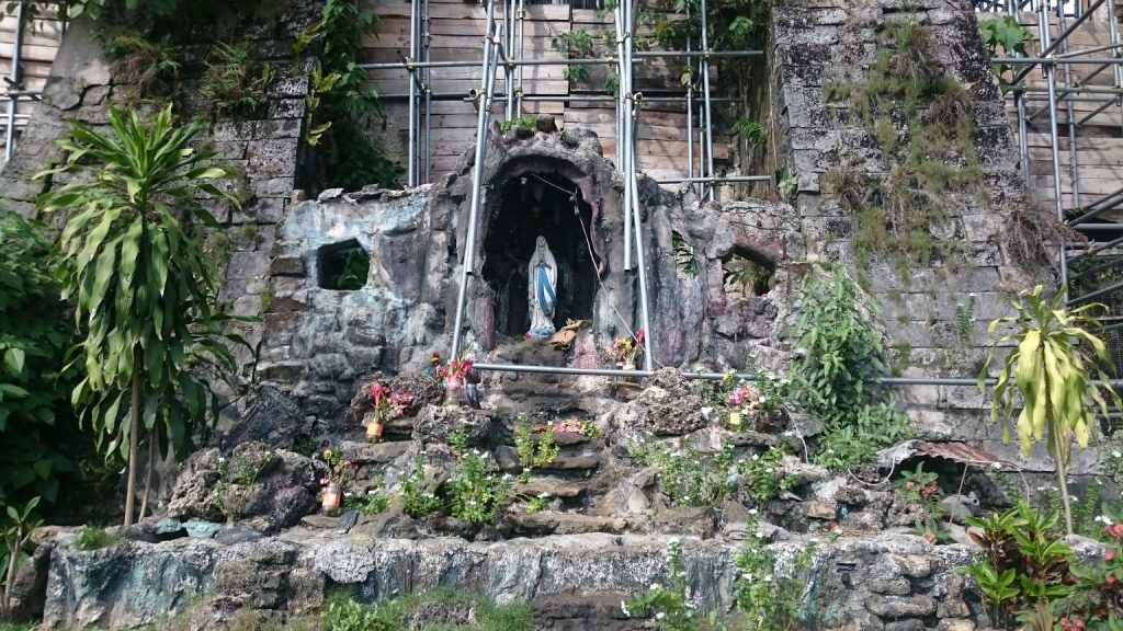 loboc-church-ruins virgin mary