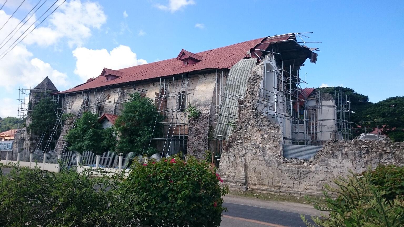 loboc-church-ruins