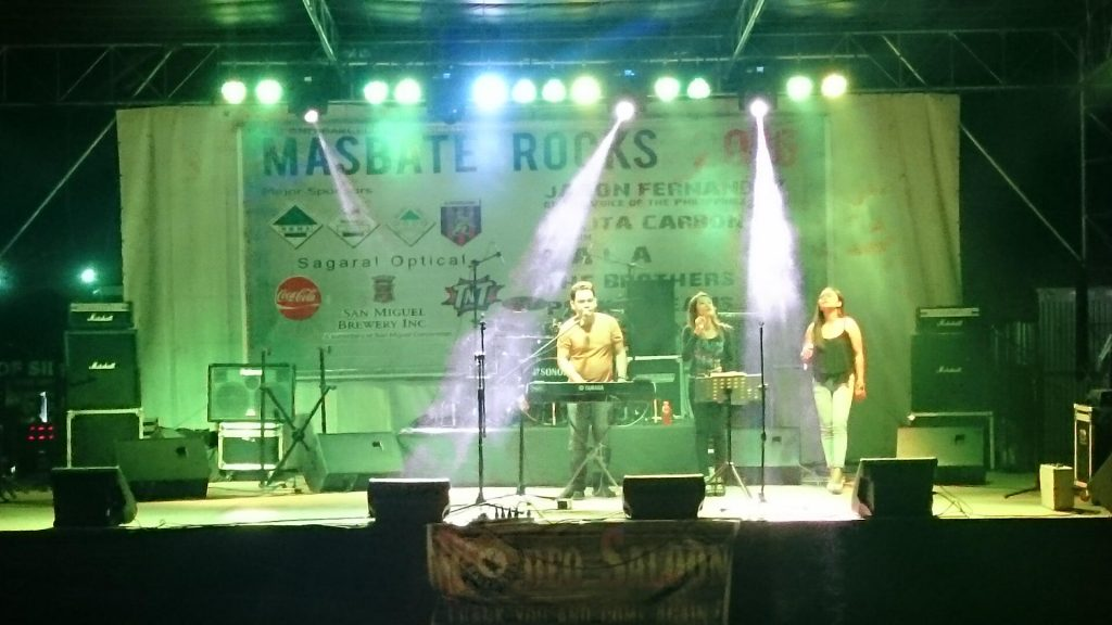 masbate city rodeo masbateno 2016 live music