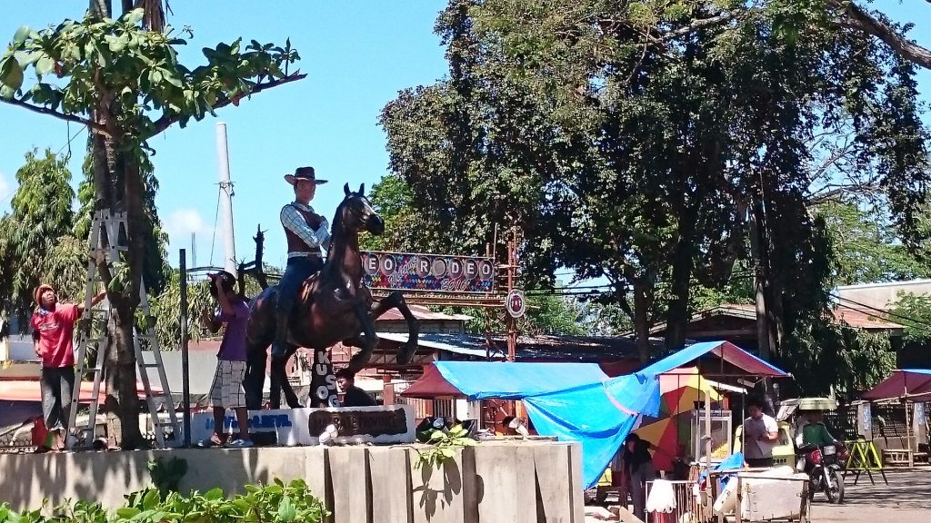 masbate rodeo masbateno decorations