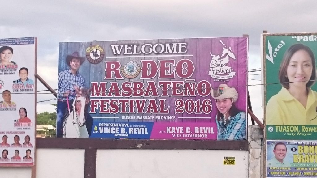 rodeo mabateno billboard