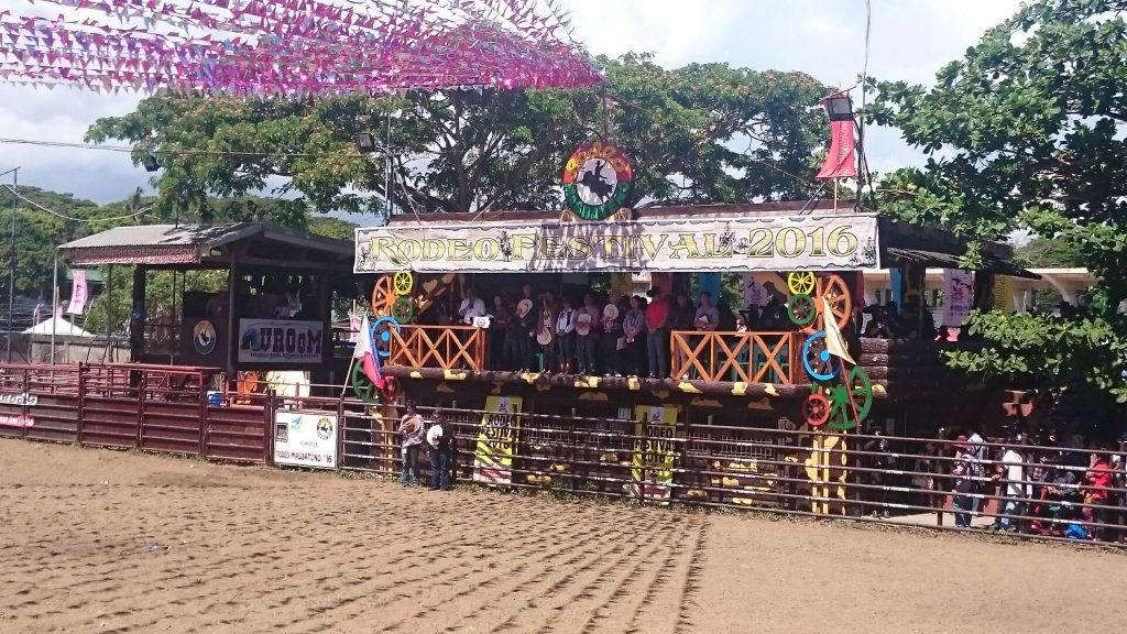 rodeo masbateno 2016 rodeo arena 1