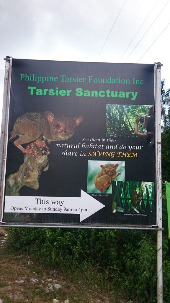 tarsier-sanctuary-welcome-sign