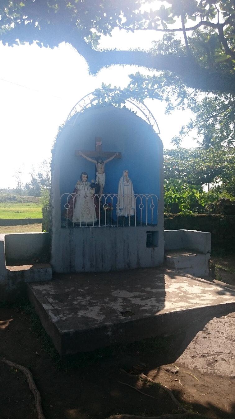 Cagsawa Ruins Park - Shrine