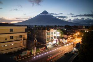 Magayon Night view