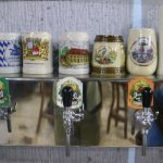 Taps and steins