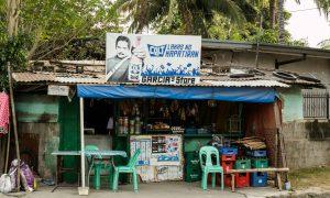 Philippine beer ad sari sari store